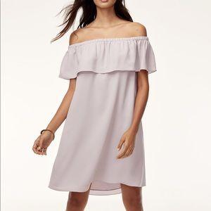 Wilfred Off-Shoulder Dress